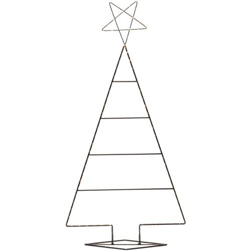 Konstsmide juletræ med LED-lys