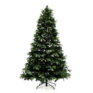 Nordic Winter kunstigt juletræ uden lys - Mix - H 210 cm