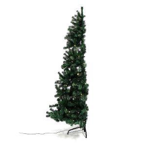 Nordic Winter pladsbesparende juletræ med lys