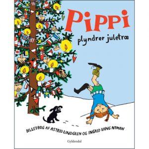 Pippi plyndrer juletræ - Indbundet