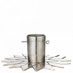 Lene Bjerre - Cavia juletræsfod sølv