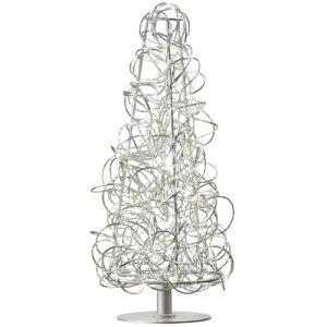 Sompex juletræ med lys - Curly - H 40 cm